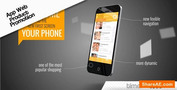 Videohive App Web Product Promotion 7966192