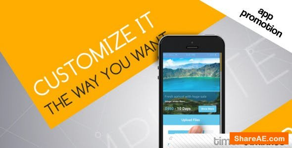 Videohive App Product Promotion
