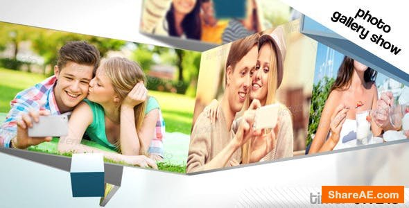 Videohive Photo Gallery Show