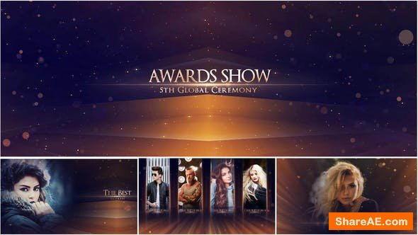 Videohive Awards Show 23051074