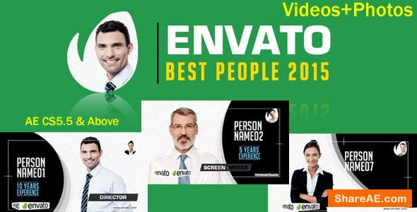 Videohive Best People