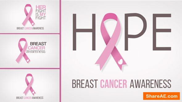 Videohive Breast Cancer Awareness