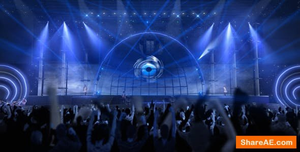 Videohive Concert Stage