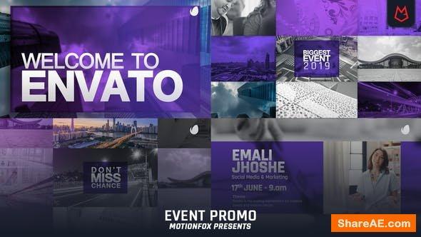 Videohive Corporate Event Promo