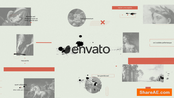 Videohive Fancy Presentation