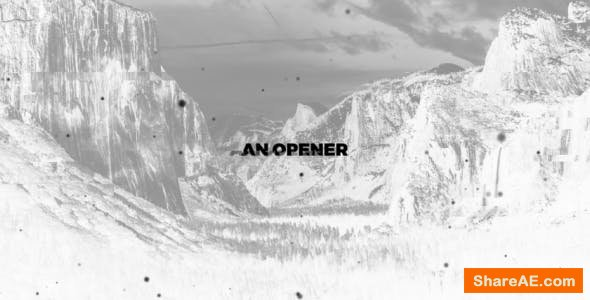 Videohive Stomp Typography Openers