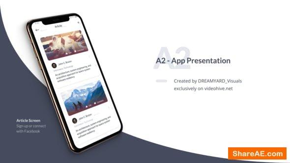 Videohive A2 - App Promo