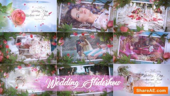 Videohive Wedding Slideshow 22101705