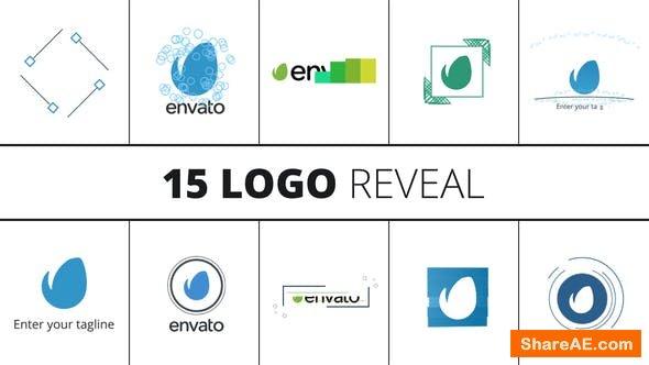 Videohive Logofolio