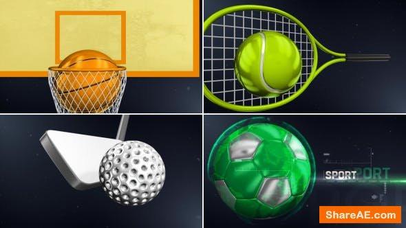 Videohive Sport Opener Package