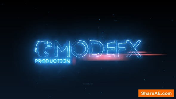 Videohive Energetic Logo Reveal
