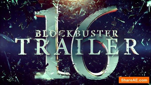 Videohive Blockbuster Trailer 16