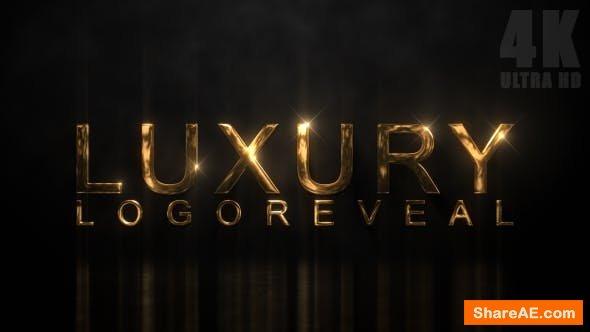 Videohive Luxury Logo Reveal