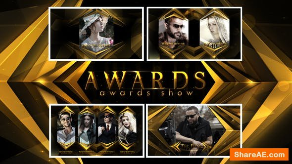 Videohive Awards Show 23187355