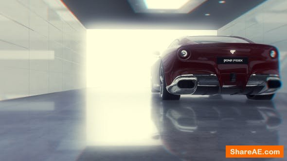 Videohive Sport Car Showroom