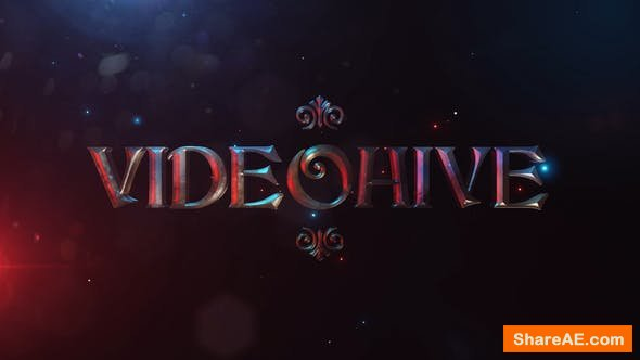 Videohive Fantasy Cinematic Titles