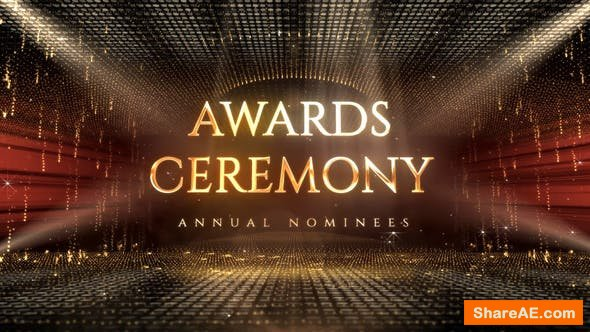 Videohive Awards Ceremony 2