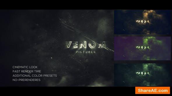 Videohive Venom Logo Reveal