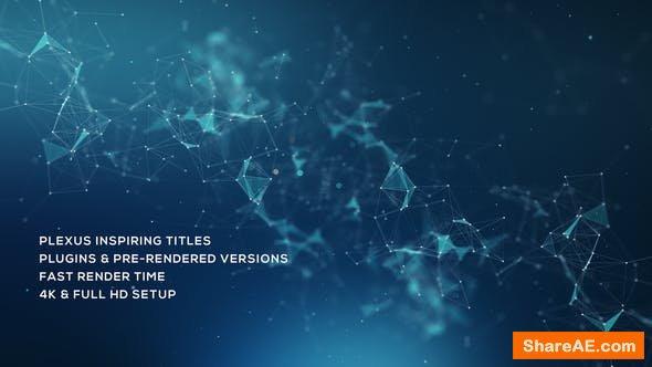 Videohive Plexus Inspiring Titles