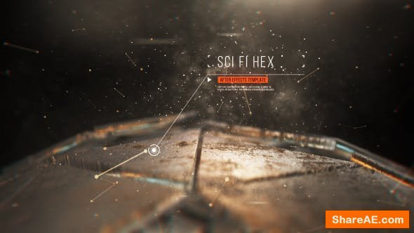 Videohive Sci Fi Hex