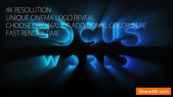 Videohive Cinema Logo Ident