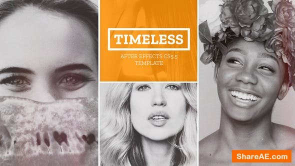 Videohive Timeless - Parallax Gallery