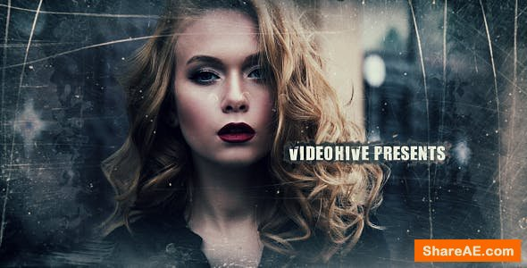 Videohive Cinema Grunge Trailer