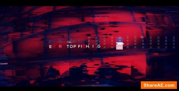 Videohive Pixel CInematic Trailer