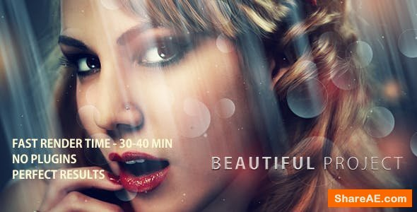 Videohive Fashion Portfolio