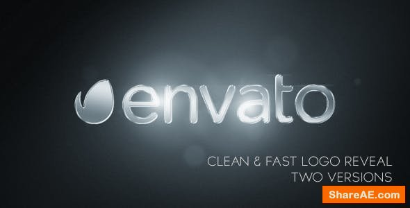 Videohive Clean Chrome Logo 18847450