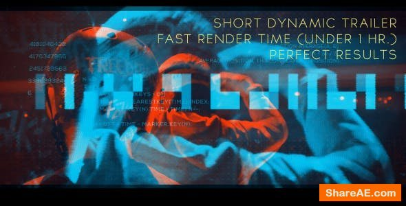 Videohive Action Sport Trailer