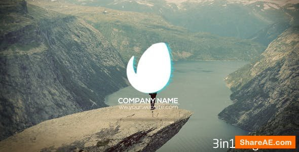 Videohive Logo Intro 3 in1