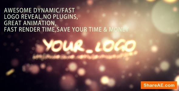 Videohive The World Of Particles Logo Opener