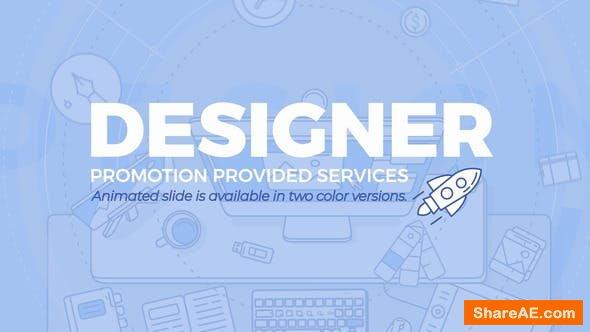 Videohive Designer Promo