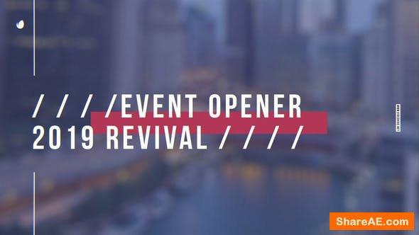 Videohive Event Promo // 2019 Revival