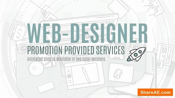 Videohive Web Designer Promo
