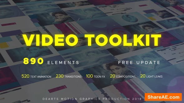 Videohive Video Toolkit