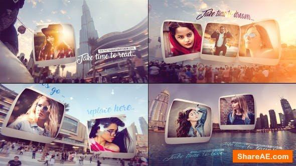 Videohive Slide POV In Dubai