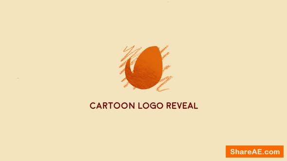 Videohive Cartoon Logo Reveal 23545023