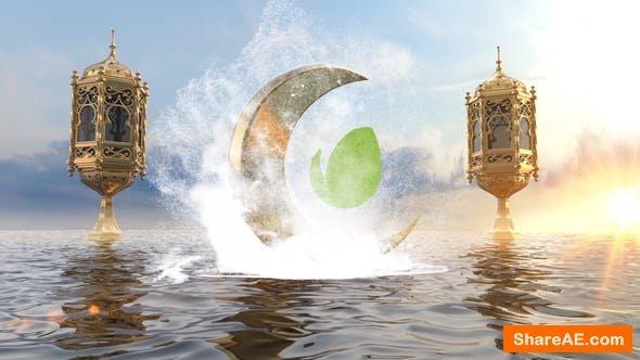 Videohive Ramadan On The Ocean Logo