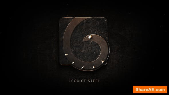 Videohive Logo of Steel
