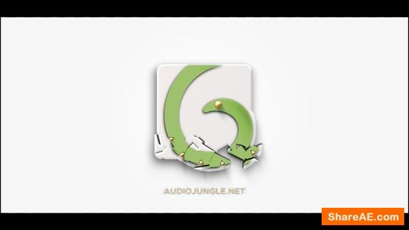 Videohive Elegant Morphing Logo
