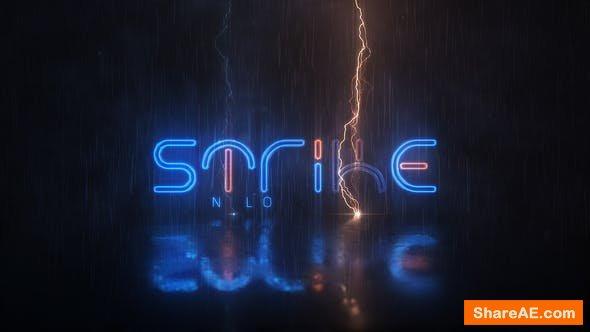 Videohive Neon Logo 23574457