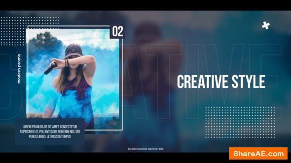 Videohive Elegant Modern Promo