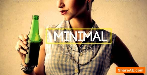 Videohive Minimal Fashion Promo