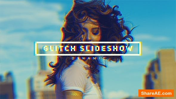 Videohive Glitch Demo Reel 20415416 » free after effects