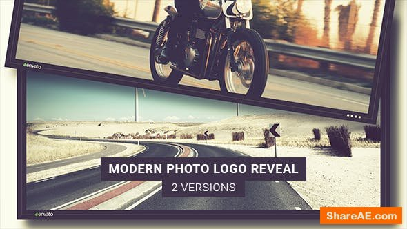 Videohive Fast Photo Logo Reveal