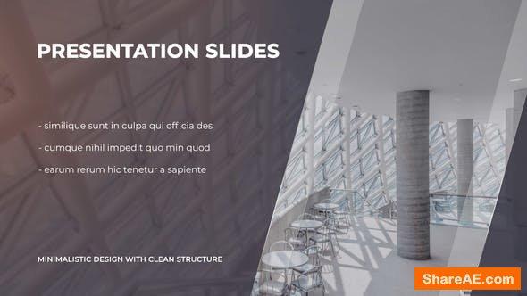Videohive Minimalistic Presentation 23486013