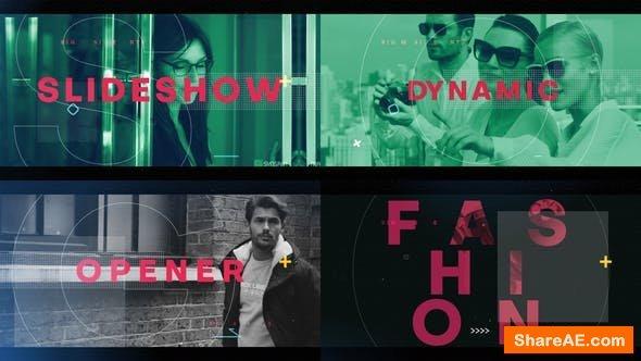 Videohive Fashion Opener 21917514