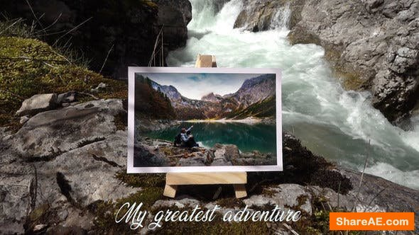Videohive My Greatest Adventure - Photo Galery